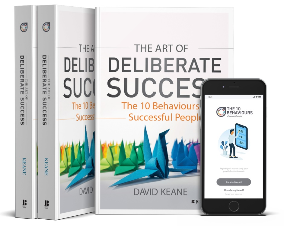 Image of 10 Behaviours of Successful People Workshop book and phone app